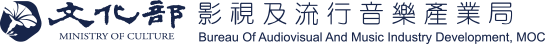 Film, television and pop music industry bureau of the Ministry of culture-logo